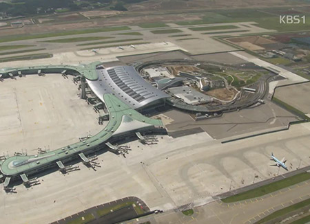 В Международном аэропорту Инчхон готовится к открытию второй терминал
