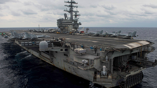 'S. Korea Reviewing Possibility of Shifting Dates for Joint Drills with US'