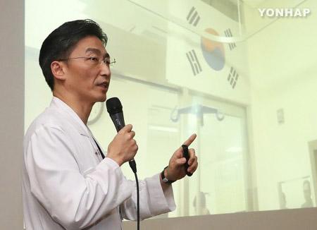 韓国亡命の北韓軍兵士 容体安定して一般病室に