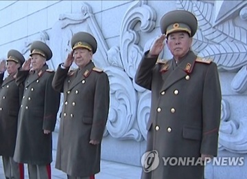 Top N. Korean Military Official Inspects JSA over Defection