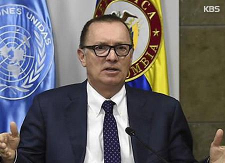 政府 「国連事務次長の訪朝、北を対話に導くきっかけに」
