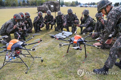Army to Usher in Dronebot Era in 2018