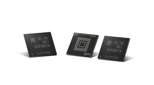Samsung Electronics Begins Mass-Production of World's First 512GB eUFS
