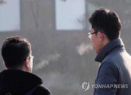 올겨울 들어 가장 추운 아침…서울 -7.6도·대관령 -14.6