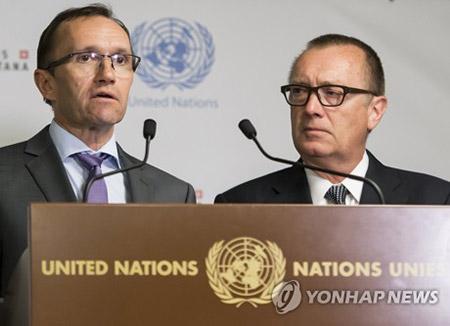 Le secrétaire général adjoint de l'Onu Jeffrey Feltman attendu en Corée du Nord