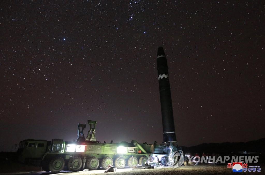 """""""Tên lửa Hwasong-15 có thể làm nhiễu loạn hệ thống đánh chặn tên lửa THAAD"""""""