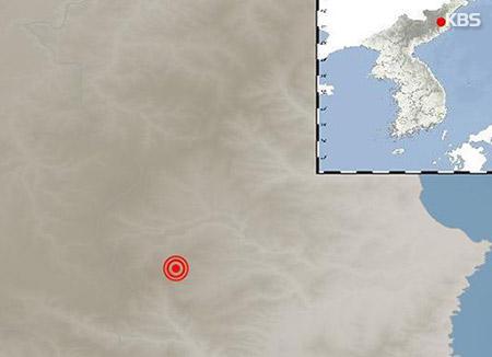 """북한 함북 길주서 규모 2.8 지진…""""6차 핵실험 영향"""""""