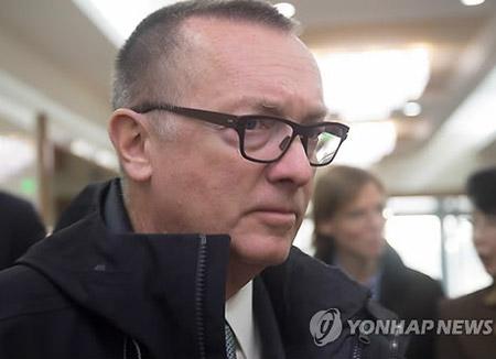 """미 국무부 """"방북 유엔사무차장에 미국 정부 메시지 없어"""""""