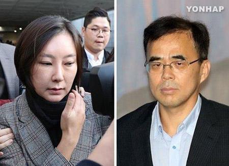 '최순실 조카' 장시호·김종 전 차관 1년만에 선고