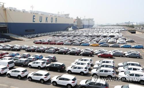 Thặng dư thương mại của Hàn Quốc với Mỹ năm 2017 dự kiến đạt dưới 20 tỷ USD