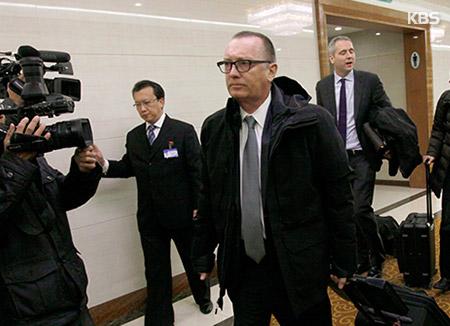 중국, 유엔사무차장 방북엔 환영, 한미공군훈련엔 우려