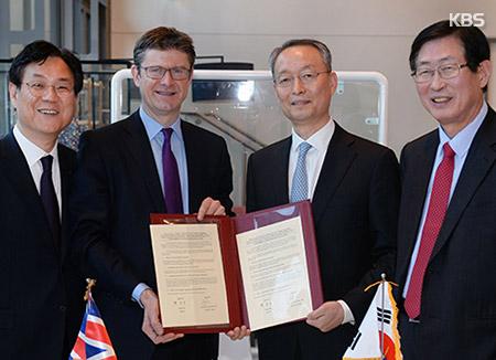 韓国電力公社 英原発会社買収の優先交渉先に