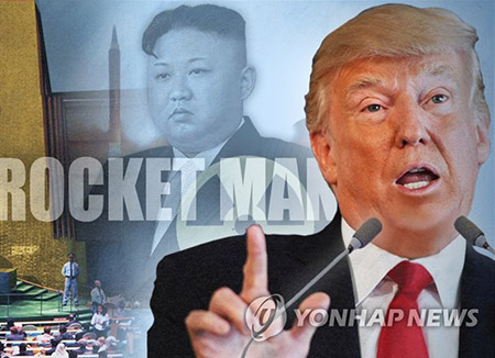 """미국 전문가 """"러시아가 로켓맨 선동…트럼프 미끼 물어선 안 돼"""""""