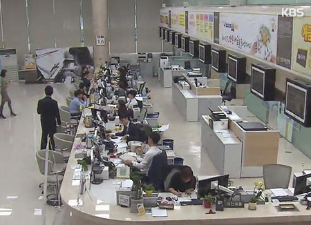 可処分所得に占める家計負債の割合 韓国は1.7倍
