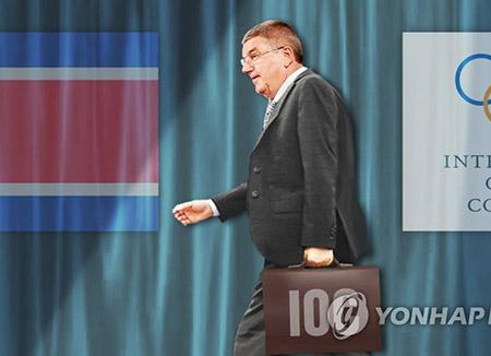 سيول تأمل في تحقق زيارة رئيس اللجنة الأولمبية الدولية لكوريا الشمالية