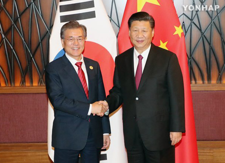 China gets ready for Korea conflict