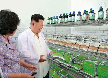 """WP,""""북한 생물무기 대량 생산가능…사용 여부, 김정은 손에 달려"""""""