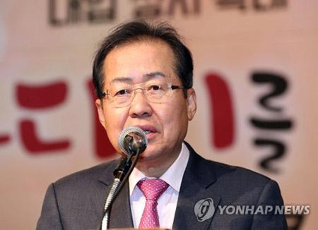 Oppositionschef Hong besucht Japan