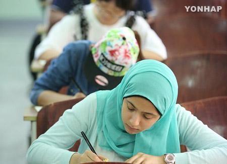 韓国語能力試験 受験者累計200万人突破