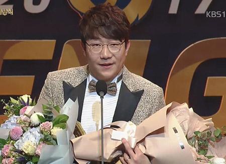 梁铉宗包揽韩国职棒正规联赛和系列赛MVP和金手套奖
