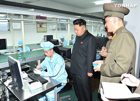 """Kim Jong Un: """"No hay obstáculos que Corea del Norte no pueda superar"""""""
