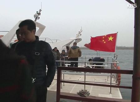 Китай поддерживает обмены с СК