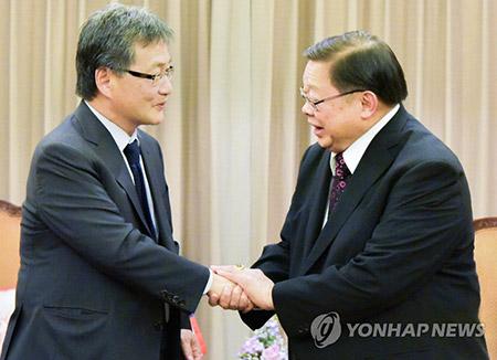 Джозеф Юн призвал Таиланд усилить давление на СК