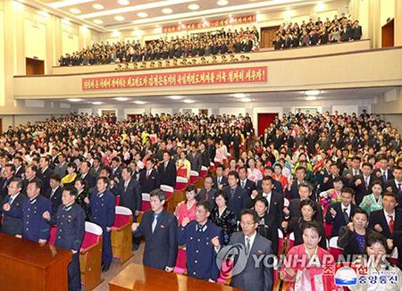 북한, 김정일 6주기 앞두고 추모분위기 조성…'선군영도' 부각