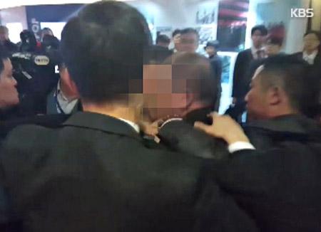 China investiga las agresiones contra fotoperiodistas surcoreanos