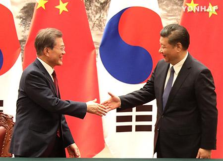 韓中首脳会談 与野党の評価分かれる