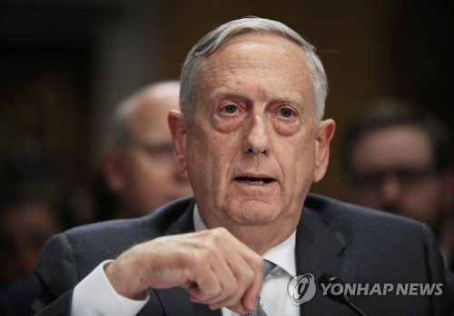 Mattis: N. Korea Short of Posing Imminent Missile Threat