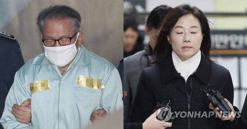 特別検察官 元大統領秘書室長らに懲役6、7年を求刑
