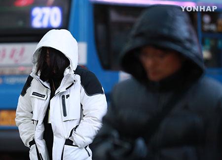 La temperatura cae hasta 18 grados bajo cero