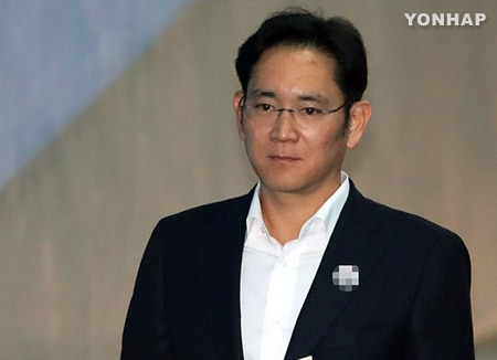 Samsung heir faces 12 years' jail for bribing South Korea's president