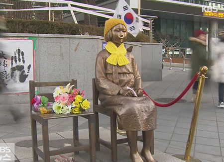 South Korea will not seek renegotiation of 'comfort women' deal with Japan