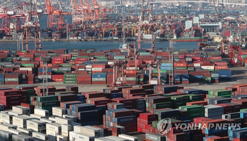 Südkorea erzielte letztes Jahr Rekord-Export