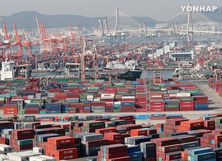 За первые 10 дней января рост южнокорейского экспорта составил 17,6%