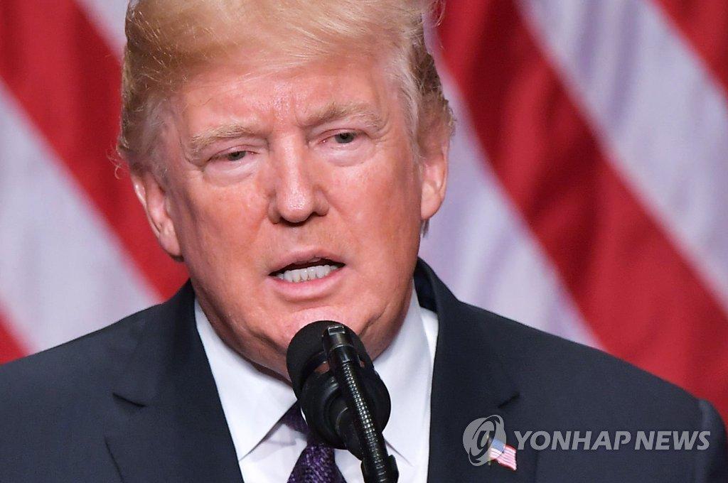 Trump nimmt zu möglichen Korea-Gesprächen Stellung