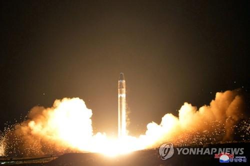Fernsehbericht: Nordkorea bereitet offenbar neuen ICBM-Test vor