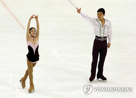 PyeongChang-Olympia: Nordkoreaner könnten im Eiskunstlauf und Shorttrack starten