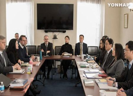 韓米FTA再交渉 ワシントンで初会合