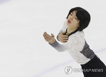 男子フィギュアのチャ・ジュンファン 「五輪忘れて自分の演技を」