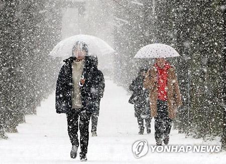 Gesundheitsbehörden mahnen zur Vorsicht wegen Kältewelle