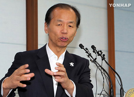 مقاطعة كانغ وون ترحب بمشاركة كوريا الشمالية في أولمبياد بيونغ تشانغ