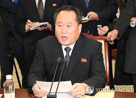 Trưởng đoàn đàm phán Bắc Triều Tiên trong hội đàm liên Triều phản đối báo chí của Hàn Quốc