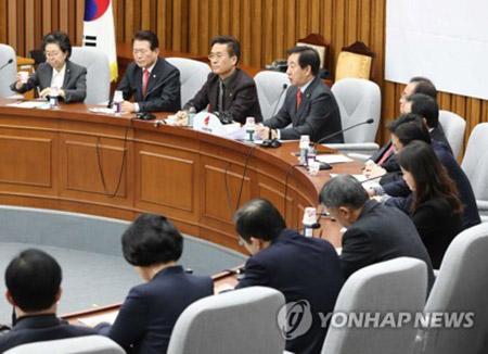 한국당, 개헌특위 구성 완료…11일 첫 대책회의