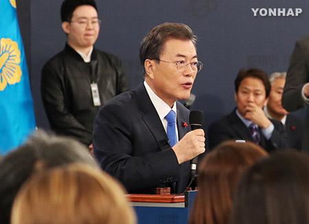 Präsident Moon will Militärabkommen mit VAE im Falle von Mängeln ausbessern