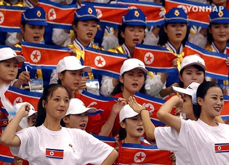 Nordkoreas Olympia-Team besteht voraussichtlich aus jeweils zehn Athleten und Funktionären