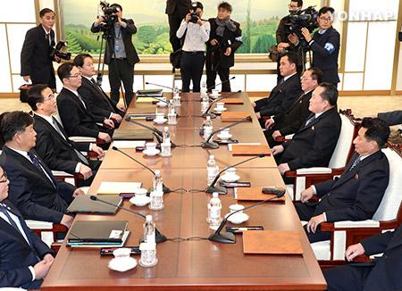 """평창때 온다는 북한 참관단은…""""일반인 아닌 체육관계자"""""""