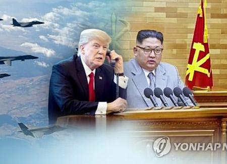 """북한 신문 """"우리 핵무력, 흥정·거래물 아니다"""""""